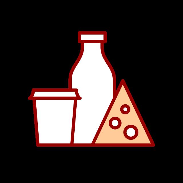 Tej és tejtermékek